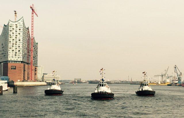 ASD 2411 damen tugs tugboats Brake Perfect Prompt