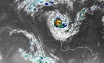Dampier Port Shuts as Cyclone Olwyn Nears Australian Coast