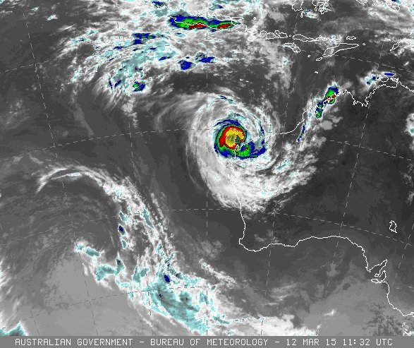 Image via Australian Government Bureau of Meteorology