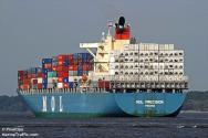MOL Containership Detained in Seattle