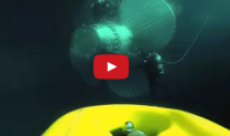 Watch: Antarctic Dive Ops with USCGC Polar Star
