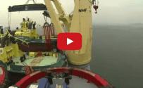 Time-Lapse Video: SAL Heavy Lift Vessel Loads Eight Damen Tugs