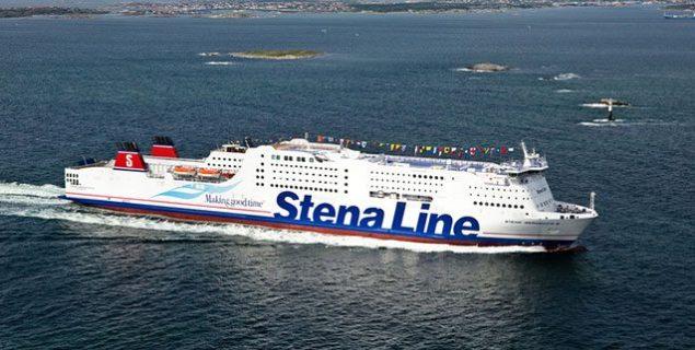 Stena Germanica. Photo: Stena Line