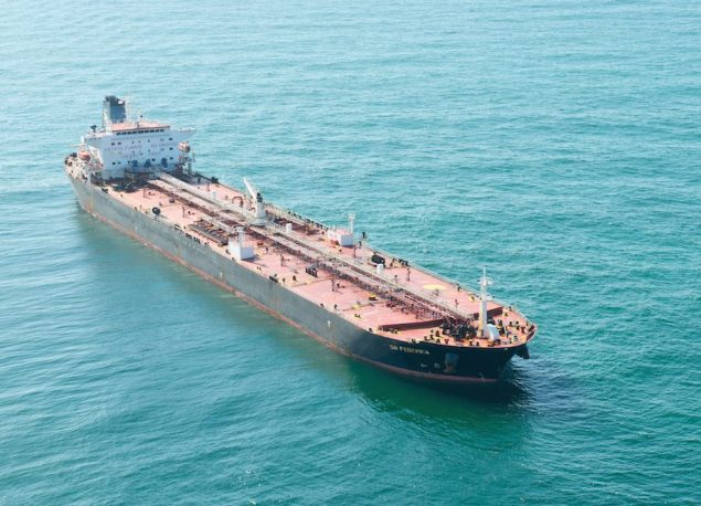 Tanker free after grounding off Galveston, Texas