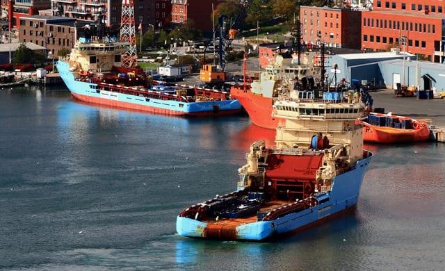 ahts anchor handler tug supply