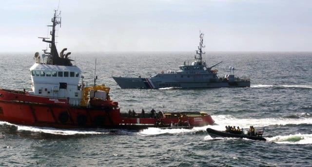 cutter valiant uk MV Hamal