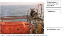 Norwegian Investigators Release Report on Accidental Lifeboat Launch