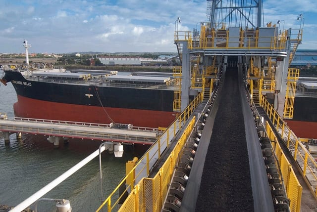 newcastle coal group