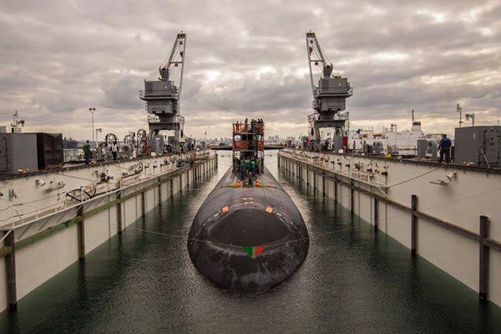 Uss San Francisco Submarine