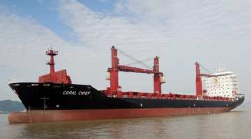 coral chief bulk carrier