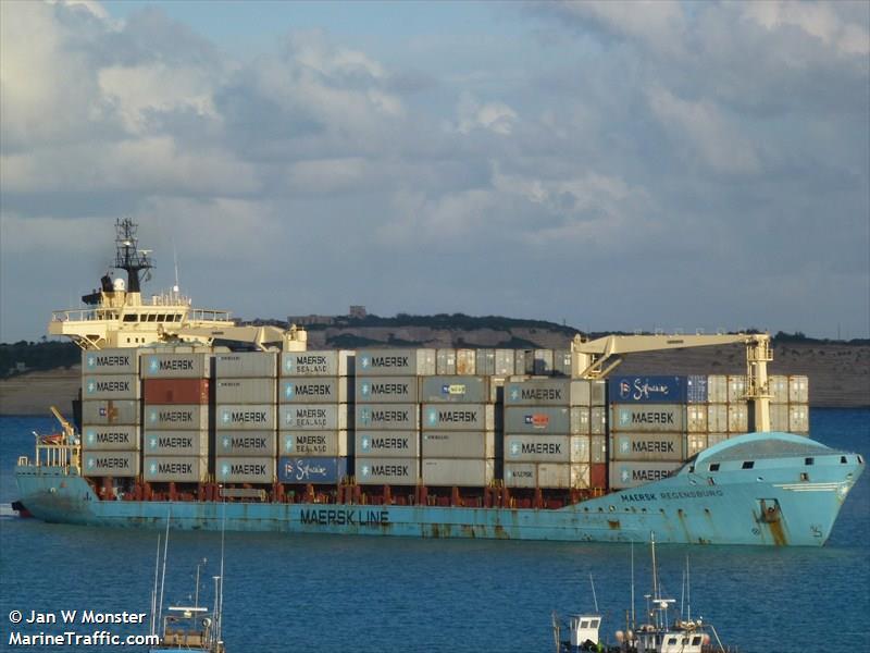 Maersk Regensburg file photo (c) MarineTraffic/