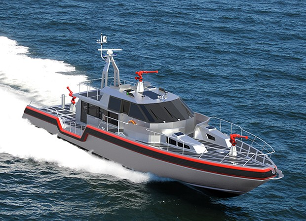 Metal-Shark-75-Defiant-Firefighting-Fireboat-Craft