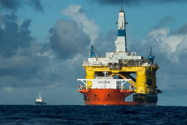polar pioneer blue marlin heavy lift