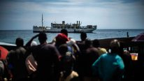 Refugee rescue | 100-year-old ship ferries thousands to safety