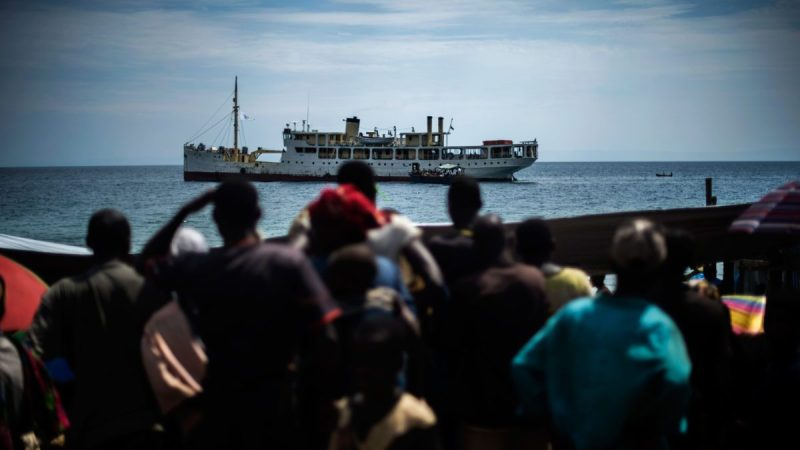 Lake Tanganyika Ferry