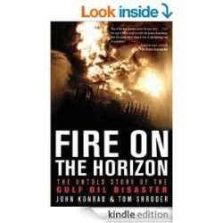 Deepwater Horizon Book: The Untold Story of the Gulf Oil Disaster