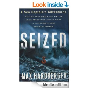 Book: Seized by Max Hardberger