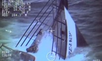 Kupreanof -sinking-alaska