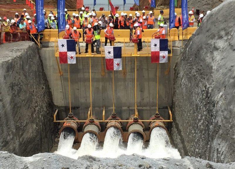 Panama Canal Flooding 1