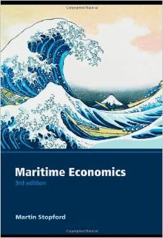 Maritime Economics by Martin Stopford