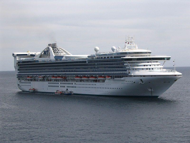 Princess Cruises Golden Ocean