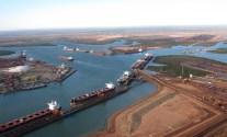 Port Hedland file photo courtesy Pilbara Port Authority