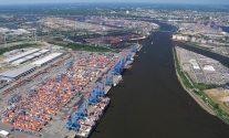 Port of Hamburg file photo courtesy Hafen Hamburg