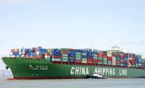 cscl containership