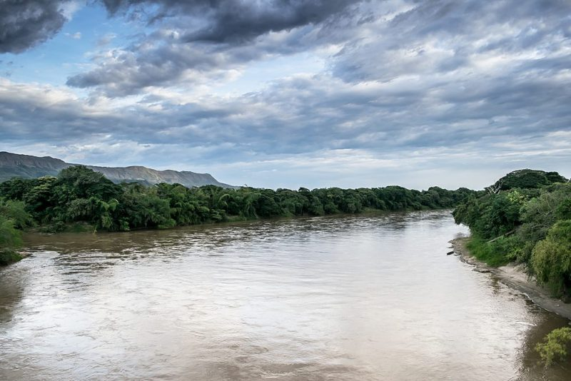 Magdalena River. Photo: Shutterstock/David Antonio Lopez Moya