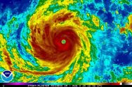 Super Typhoon Soudelor Now Most Powerful Storm On Earth This Year