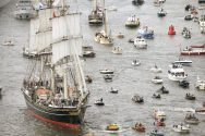WATCH: Drone Addicts Video from SAIL Amsterdam Maritime Festival