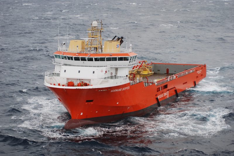 PSV Normad Skipper. File photo: Solstad Offshore