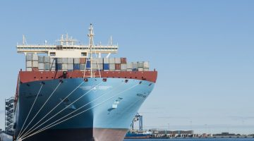 Maersk's Hedge Busted as Oil and Freight Revenue Slide