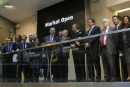 London International Shipping Week Kicks Off With LSE Opening