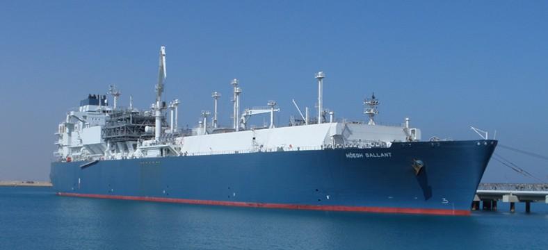 FSRU Hoegh Gallant. Photo: Hoegh LNG