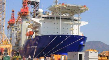 Titanium Explorer drillship. Photo: Vantage Drilling