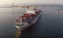 WATCH: Containership NYK Hyperion Calls at DCT Gdansk in HD