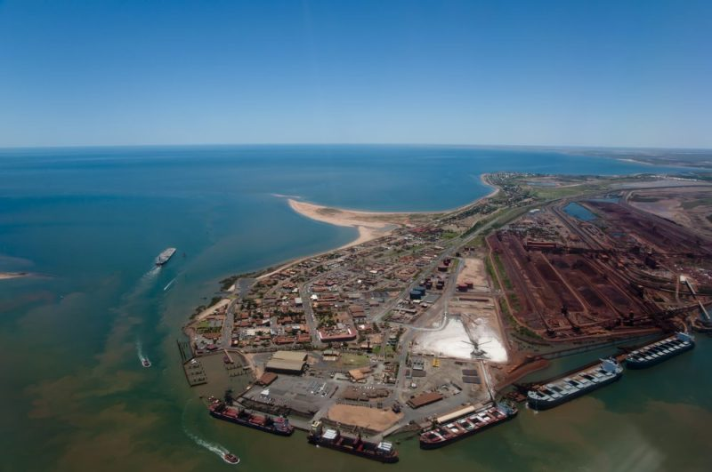 Port Hedland. File photo: Shutterstock/