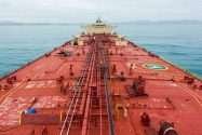 Singapore's Record High Fuel Oil Stockpiles Driving Storage at Sea