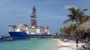 Titanium Explorer. Photo: Vantage Drilling