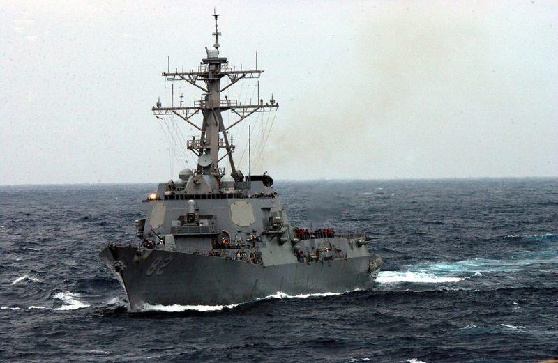 USS Lassen. Photo: Creative Commons