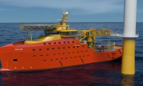 DONG Energy Declares Option for Second Wind Farm Service Vessel