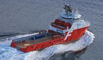Farstad Shipping to Lay Up Five Vessels
