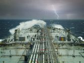 Crude Carriers Cutting Speeds as World Swims in Oil