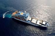 Ship Photos of the Day – New 'Aranui 5' is Half Cargo, Half Cruise Ship