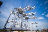 Largest STS Crane in North America Commissioned in Houston