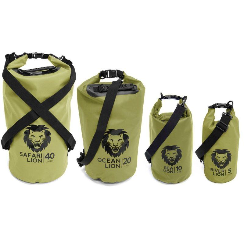 Sea Lion Dry Bags
