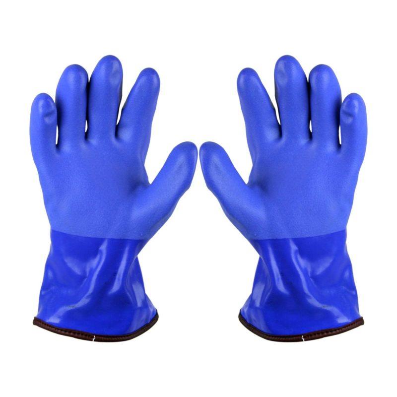 Atlas Fleece Fishermen's Gloves
