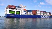 NASSCO Completes Bunkering for World's Second LNG-Powered Containership – Perla Del Caribe
