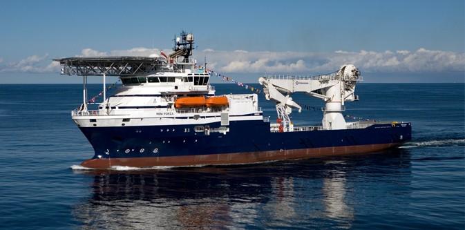 Rem Forza. Photo: Rem Offshore